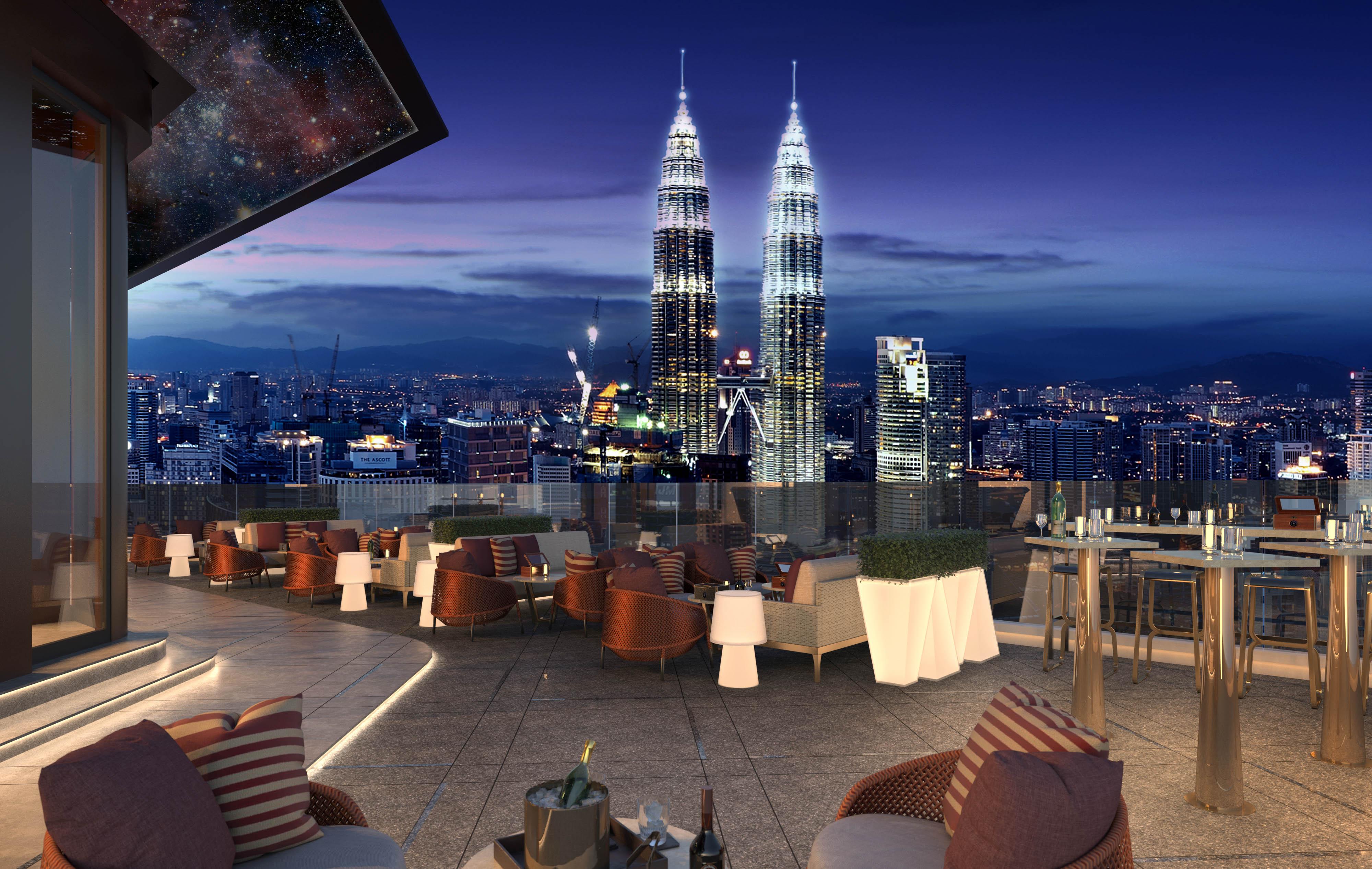 Italian restaurant in Kuala Lumpur